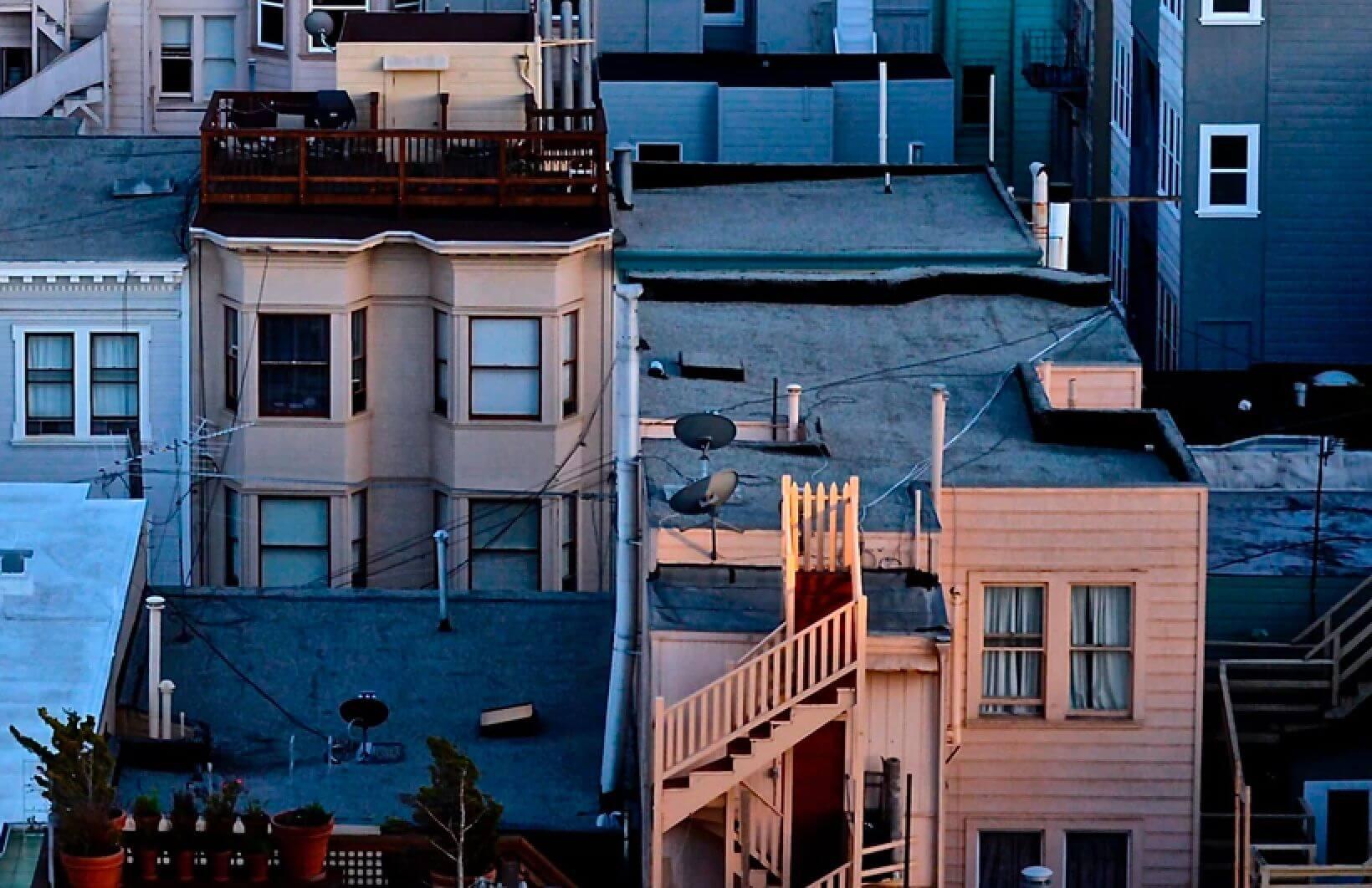 San Francisco buildings