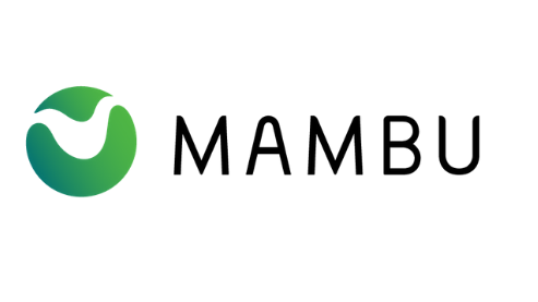Mambu Logo Banking Page