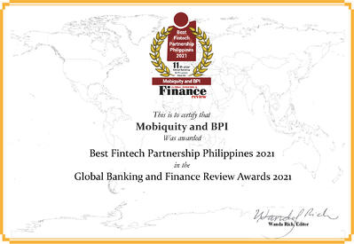 Mobiquity-and-BPI---Best-Fintech-Partnership-Philippines-2021
