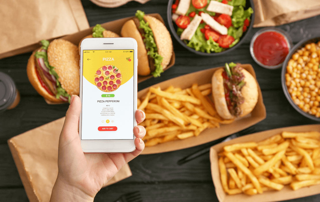 Media Post - Growing App-etites Consumers Are High On Mobile Food Ordering -- When Its Easy