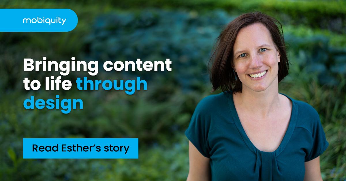 Bringing content to life through design