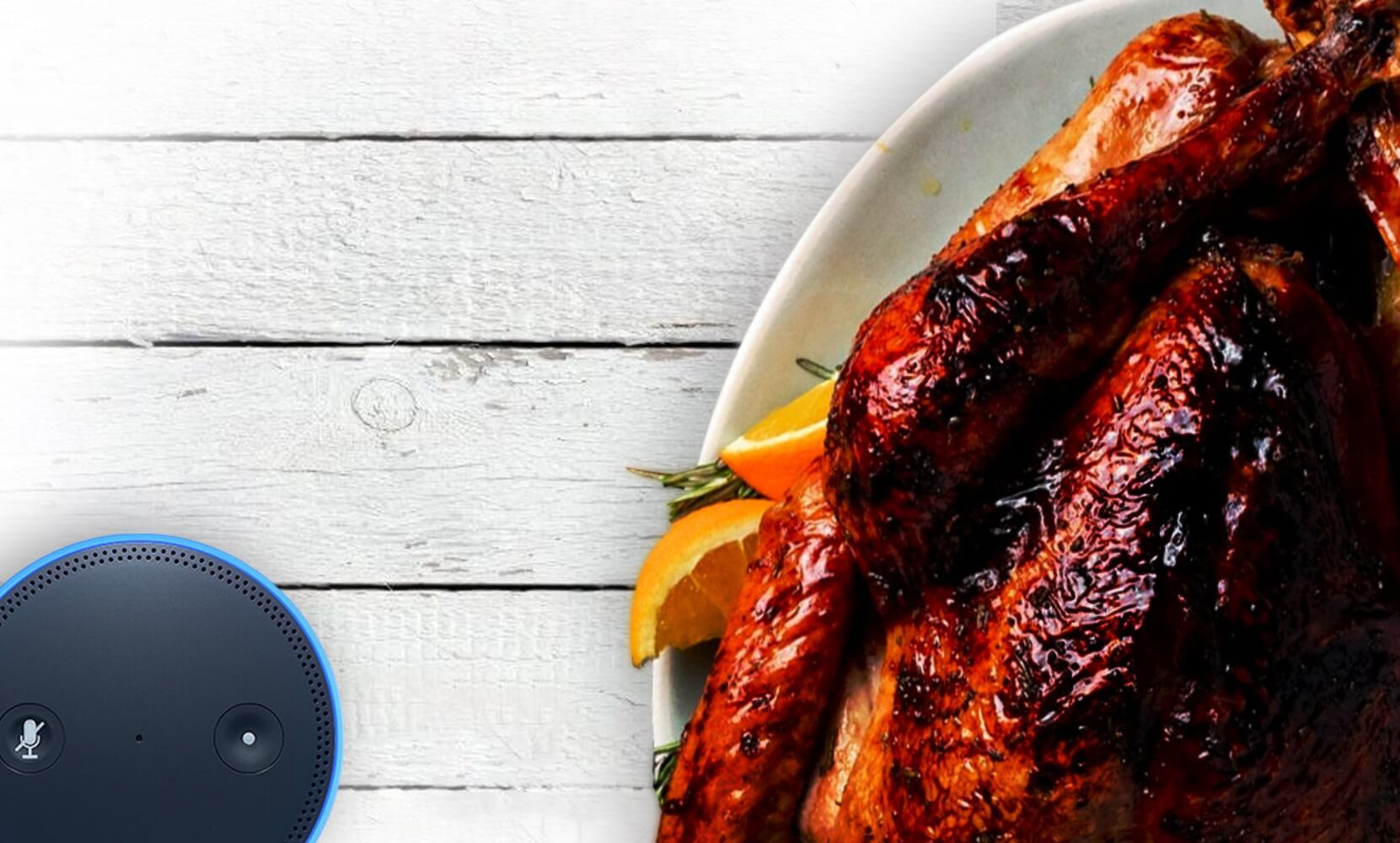 Talkin' Turkey in the Kitchen with Amazon Alexa | Mobiquity Inc.